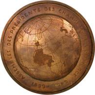 France, Médaille, Assemblée Des Présidents Des Chambres De Commerce, 1949 - Other