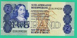 2 Rands - Afrique Du Sud - 1978-90 - N° ES8199058 - Neuf - Afrique Du Sud
