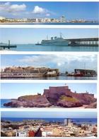 Espagne - Melilla - Lot 5 Marque Pages  - 5918 - Melilla