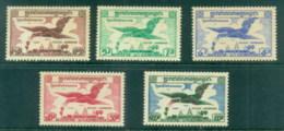 Cambodia 2000 Birds, Air Mail (aged Gum) MUH - Cambodia