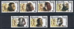 Cambodia 2001 Human Evolution CTO - Cambodia