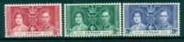 Ceylon 1937 Coronation MUH Lot82437 - Sri Lanka (Ceylon) (1948-...)
