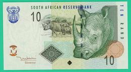 10 Rands - Afrique Du Sud - 1993 - N° HG8488246A  - Neuf - Afrique Du Sud