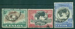 Ceylon 1949 UPU FU Lot54989 - Sri Lanka (Ceylon) (1948-...)