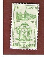 VENEZUELA  - SG 1548   -  1958  400^ ANNIV. TRUJILLO    -  USED° - Venezuela