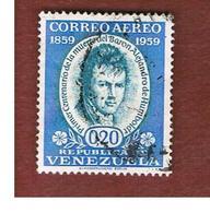 VENEZUELA  - SG 1580   -  1960 VON HUMBOLDT CENTENARY   -  USED° - Venezuela
