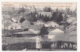 Dochamps: Le Village.(Erster Weltkrieg, 1915) - Manhay