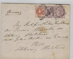 UK - Uralter Beleg   (br1399 ) Siehe Scan ! - 1840-1901 (Victoria)
