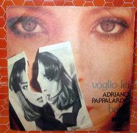 """ADRIANO PAPPALARDO VOGLIO LEI  COVER NO VINYL 45 GIRI - 7"""" - Accessori & Bustine"""