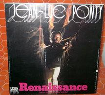 "JEAN - LUC  PONTY RENAISSANCE  COVER NO VINYL 45 GIRI - 7"" - Accessori & Bustine"