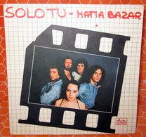 """MATIA BAZAR SOLO TU  COVER NO VINYL 45 GIRI - 7"""" - Accessori & Bustine"""
