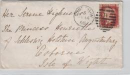 UK -uralter Beleg... (br1359 ) Siehe Scan ! - 1840-1901 (Victoria)