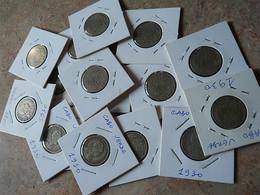 Lot 16 Coins 50 Centavos 1930 Portuguese Cabo Verde - Coins & Banknotes