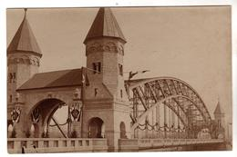 + 1473 , FOTO-AK, WK I, Brücke, Viadukt - Guerra 1914-18