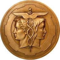 France, Médaille, Chambre De Commerce Et D'Industrie De Rouen, Coeffin, SPL - Other