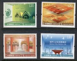 China PRC 2009 Shanghai Expo MUH - 1949 - ... People's Republic