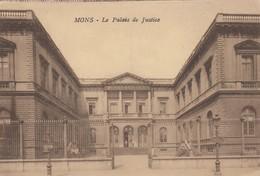 MONS / LE PALAIS DE JUSTICE - Mons