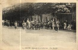 B 9775 - Beaune (21) Cavalcade Du 30 Juillet 1922    Char Romain - Beaune