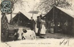 B 9789 - Lons - Le - Saulnier (39) Au Champ De Foire - Lons Le Saunier