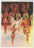 CALENDAR Russia USSR 1983 Circus - Calendari