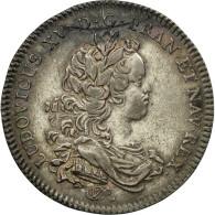France, Jeton, Louis XV, Chambre De Commerce De Rouen, 1719, SUP, Argent - Other