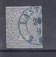 "Oldenburd (AAK) Stempel ""Lostrup"" In Blau - Oldenburg"