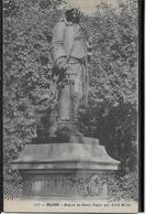 Blois - Statue De Denis Papin - Blois