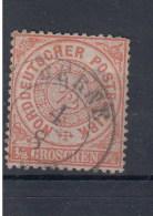 """Oldenburd (AAK) Nachverwendete Stempel """"Berne"""" - Oldenburg"""