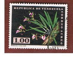 VENEZUELA  - SG 1727    -       1962     FLOWERS: ORCHIDS (BRASSAVOLA  NODOSA)  -  USED° - Venezuela