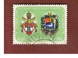 VENEZUELA  - SG 1785    -       1963 ECUMENICAL COUNCIL, VATICAN CITY -  USED° - Venezuela