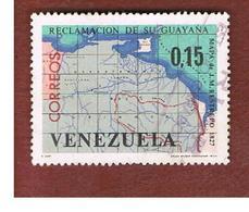 VENEZUELA  - SG 1913    -       1965     GUYANA CLAIM               -  USED° - Venezuela