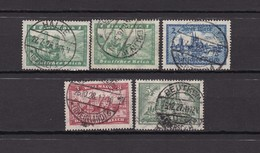 Deutsches Reich - 1924/27 - Michel Nr. 364/367 - 51 Euro - Gebraucht