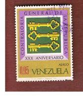 VENEZUELA  - SG 2034   -       1967     CONTROLLER-GENERAL            -  USED° - Venezuela