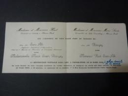 CAMBODGE PHNOM-PENH  BENEDICTION NUPTIALE  BANQUET DE NOCES  Mars 1946  Clas 4 - Wedding