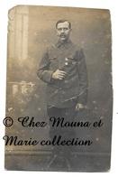 LUCIEN COUVEZ NE A MAING 1 RAP PRISONNIER MAUBEUGE INTERNE FRIEDRICHSFELD - MEDAILLE MADAGASCAR - NORD - CARTE MILITAIRE - War 1914-18