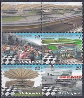 Malaysien Malaysia 1999 Sport Motorsport Autorennen Motor Race Formel1 Sepang Rennwagen Car, Mi. 811-4 ** - Malaysia (1964-...)
