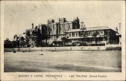 Cp Las Palmas De Gran Canaria Kanarische Inseln, Quineys Hotel Metropole - Espagne