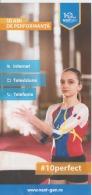 Gymnastics Gym - Gymnast - Ticket Voucher - Promotion For Next Gen Subscription - Voucher 210/100 Mm - Biglietti D'ingresso