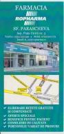 ROPHARMA Pharmacy - Ticket Voucher - Promotion Voucher 210/105 Mm - Biglietti D'ingresso