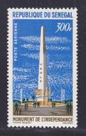 SENEGAL AERIENS N°   40 ** MNH Neuf Sans Charnière, TB (D7598) Monument De L'indépendance - 1964 - Sénégal (1960-...)