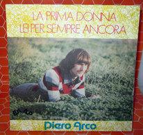 """PIERO ARCO LA PRIMA DONNA  COVER NO VINYL 45 GIRI - 7"""" - Accessori & Bustine"""