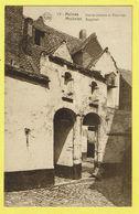 * Mechelen - Malines (Antwerpen) * (Flion, Nr 19) Vieilles Maisons Au Béguinage, Begijnhof, Couvent, Rare Old, CPA - Mechelen