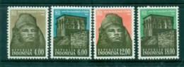 Indonesia 1964 UNESCO Historic Monuments MUH Lot82536 - Indonesia