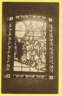 * Gistel - Ghistelles (West Vlaanderen) * (Nels, Ern Thill) Ste Godelieve, Edith Dochter Van Bertulph, Glasraam, Rare - Gistel
