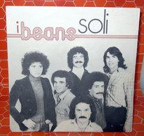 """BEANS SOLI  COVER NO VINYL 45 GIRI - 7"""" - Accessori & Bustine"""