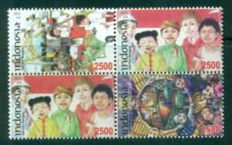 Indonesia 2012 National Identity Blk 4 MUH Lot82992 - Indonesia
