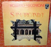 """ROBERTO VECCHIONI SAMARCANDA  COVER NO VINYL 45 GIRI - 7"""" - Accessori & Bustine"""