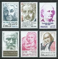 FRANCE 1978 . Série N°s 1986 à 1990A . Neufs ** (MNH) - Neufs