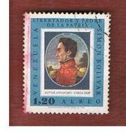 VENEZUELA  - SG 1980   -       1965       SIMON BOLIVAR            -  USED° - Venezuela