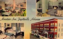 USA - Fayetteville - Mountain Inn. - Fayetteville